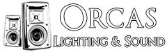 Orcas Island Lighting & Sound Logo
